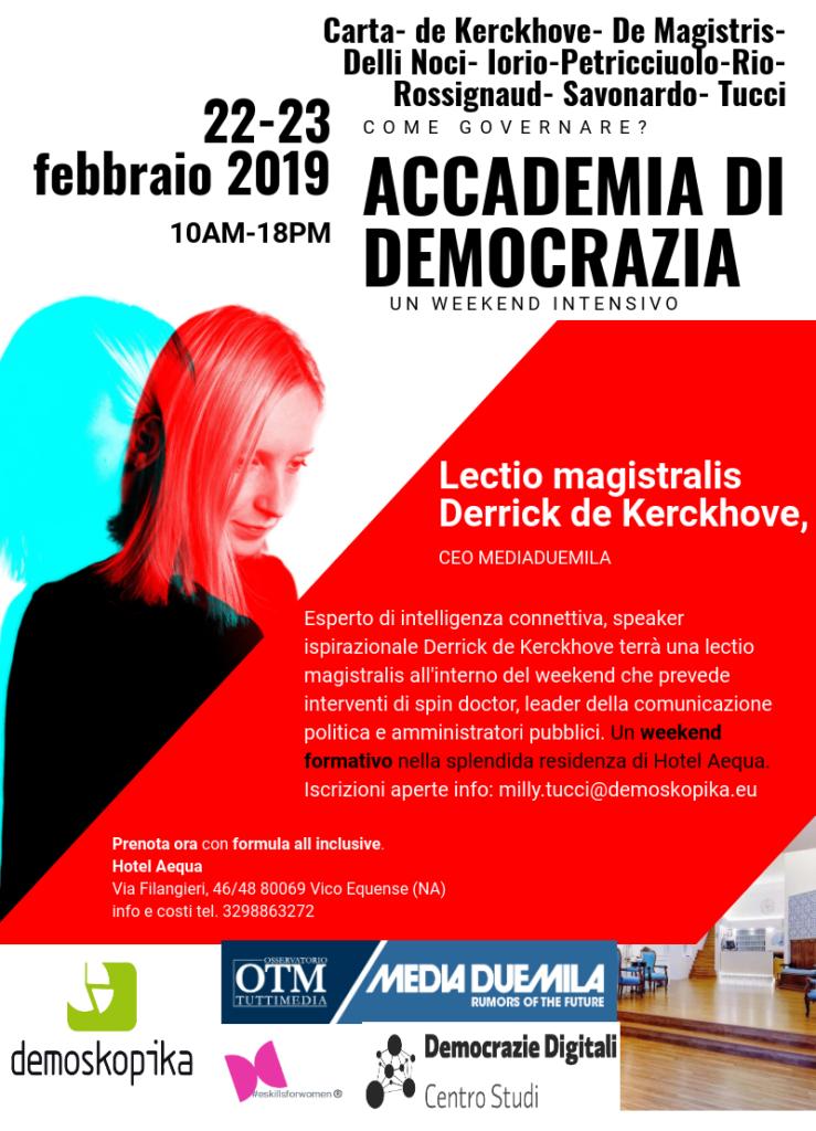 Accademia di democrazia