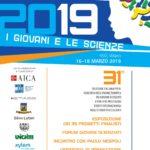 I giovani e le scienze: 28 i progetti italiani presentati