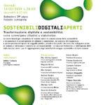 Sostenibili Digitali Aperti - Milano Digital Week - 14 marzo Palazzo Lombardia