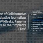 Giornalismo investigativo: rivali condividete le fonti