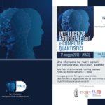 Intelligenza Artificiale (AI) e Computer Quantistici – 17 maggio Roma