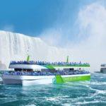 ABB fa viaggiare i turisti alle Cascate del Niagara sulle prime navi completamente elettriche costruite negli USA