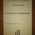 Martusciello (#AGCOM): Informazione bene pubblico garanzia di obiettività, completezza e imparzialità