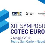 XIII  Symposio COTEC Europa - 7 maggio Napoli