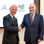 """Riffeser (FIEG) e Levi (AIE) sottoscrivono l'accordo: """"Gli Editori per l'Editoria"""""""