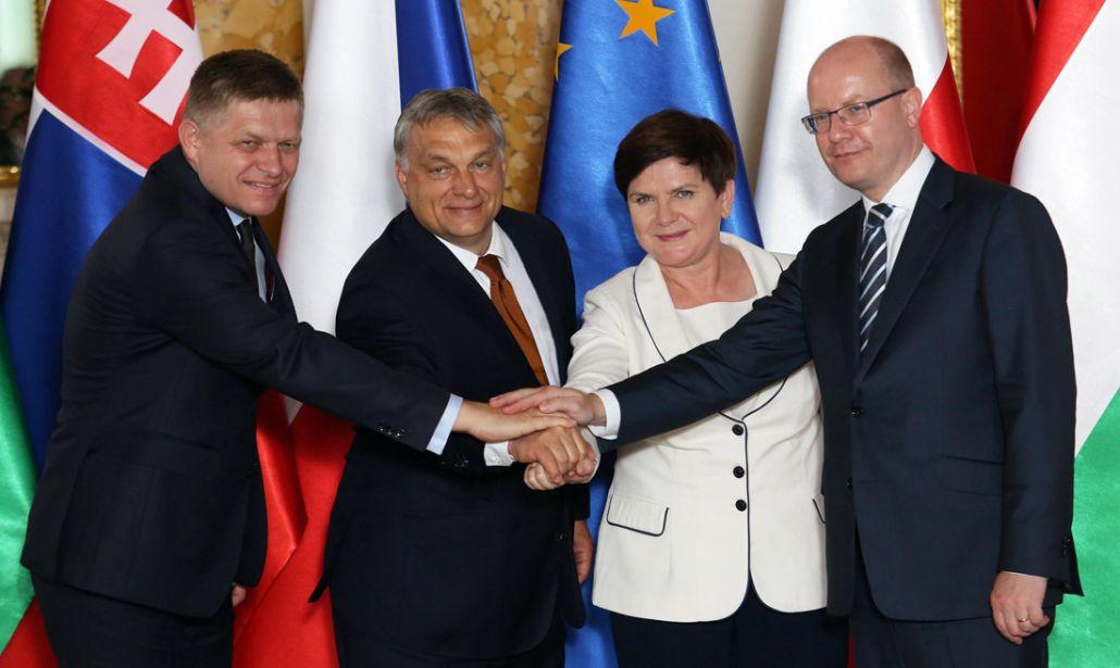 il Gruppo di Visegrad