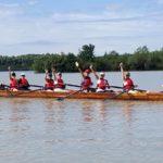 Canottaggio: Fondazione Terzo Pilastro e Circolo Canottieri 3 Ponti insieme nella discesa del Danubio