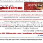 Premio Nostalgia di Futuro 2019 - 25 settembre Roma