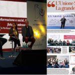 L'Unione Sarda 130 di storia informazione e social media