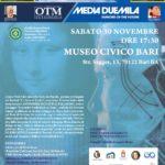 """Lezione sulla """"Datacrazia""""  sabato 30 novembre Bari"""