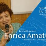 Sociologia in Dialogo: algoritmo, cervello, valutazione 23-25 gennaio Napoli
