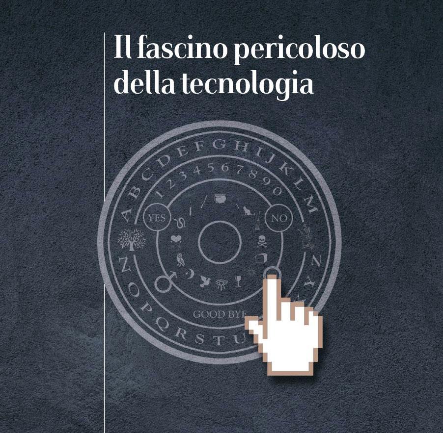 Magia Nera: il fascino pericoloso della tecnologia di Carlo Carboni