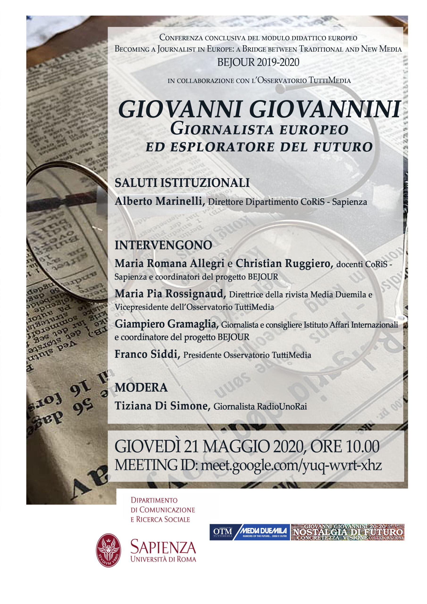 Giovanni Giovannini
