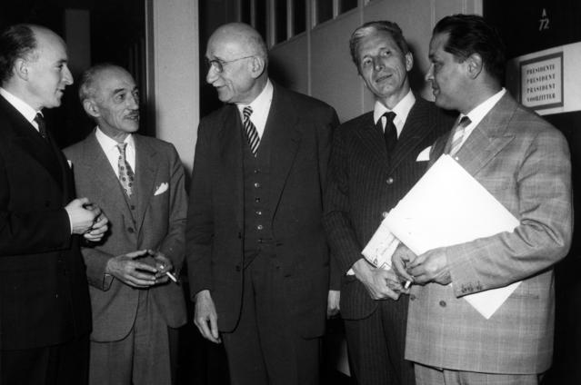 Dichiarazione Schuman - 70 anni