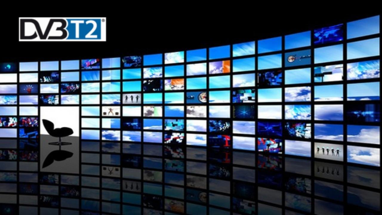 Banda700 e DVBT-2