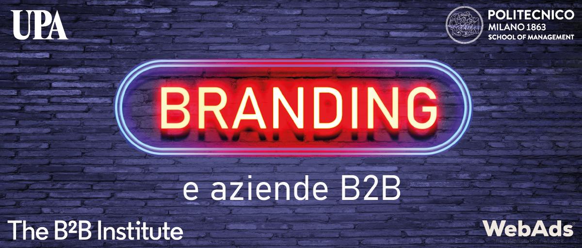 Branding e aziende B2B