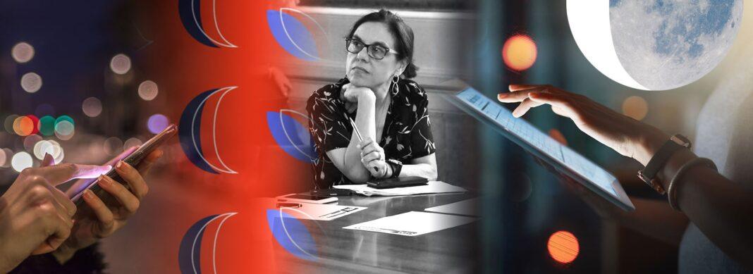 Maria Pia Rossignaud, vicepresidente dell'Osservatorio TuttiMedia premio per il progetto di Donna è Innovazione