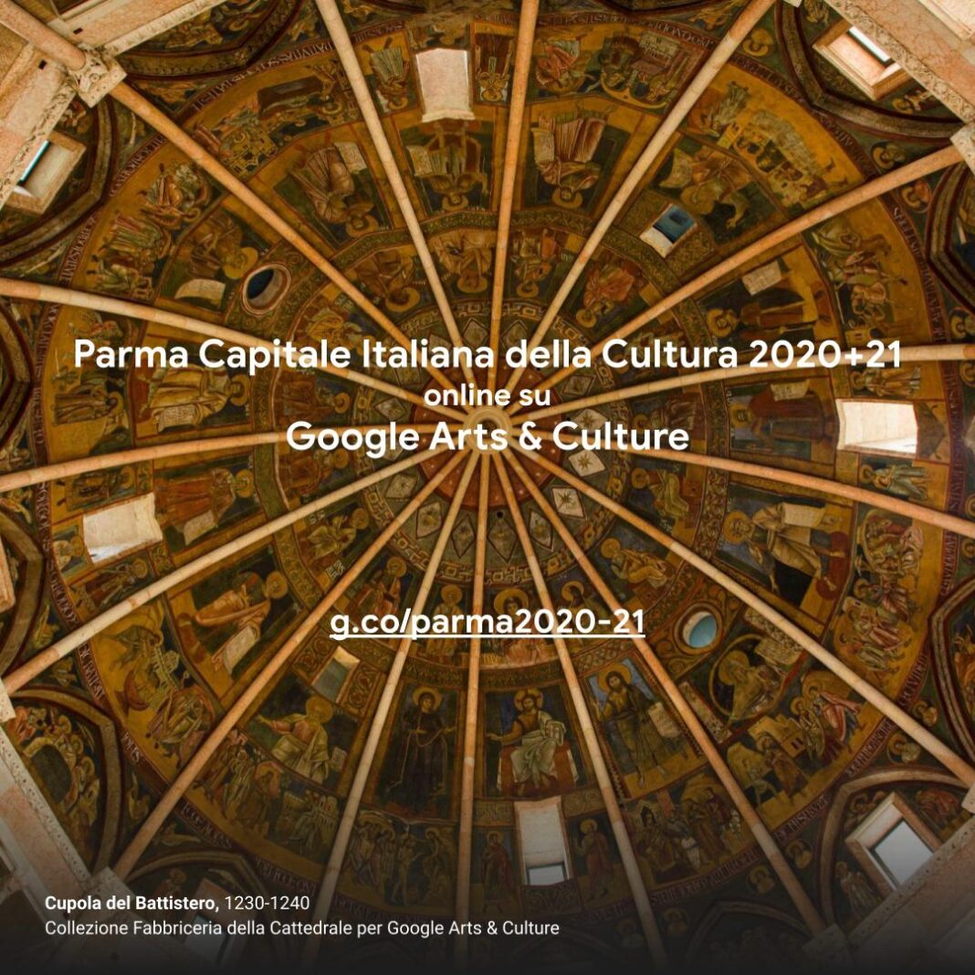 Comune di Parma e Google Arts & Culture